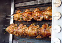 Rotisserie Cooking Methods