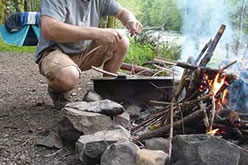 Getting The Campfire Burning