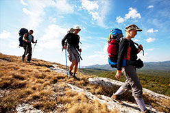 Hiking Terrain and Climate
