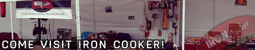 Come Visit Iron Cooker