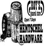 Hentschel hardware & general store