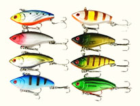 Fishing Bait & Lures