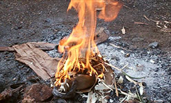Learn How To Make A Fire